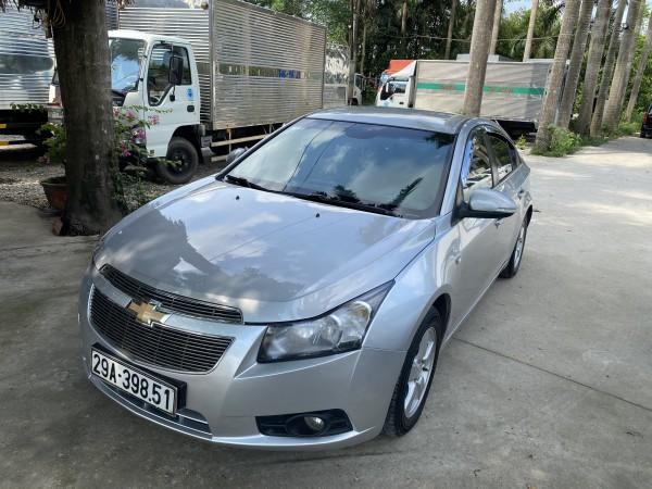 Chevrolet Cruze Bán xe chovrolet czui đời 2011,máy xăng