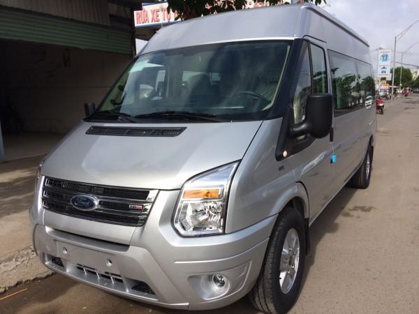 Ford Transit SVP Trung Cấp , Kính liền , Mâm đúc