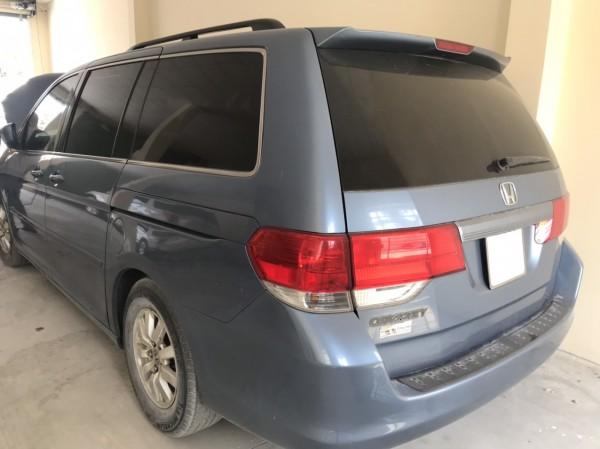 Honda Odyssey màu xanh SX 2008, ĐK 2009 Nhập Khẩu Mỹ