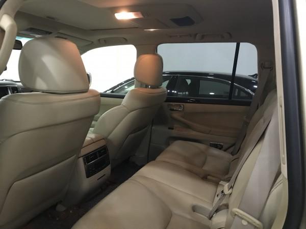 Lexus LX 570 Bán Lexus LX570 2009 đã lên Fom 2015