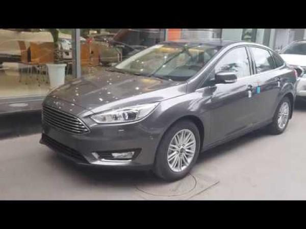 Ford Focus Trend-Titanium 2019 Gói Phụ Kiện
