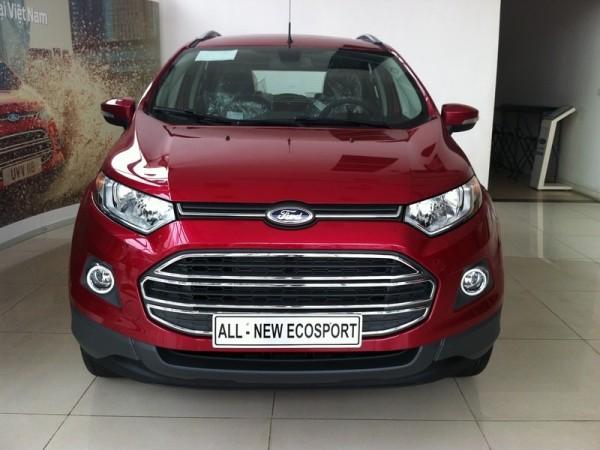 Ford Ecosport 1.5 AT trả trước 200tr