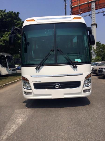 Hyundai Universe Noble xe khách Universe mini k3-39