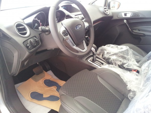 Ford Fiesta Fiesta Ecoboost- giá cực tốt