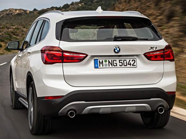 BMW X1 BMW X1 18i đời 2016