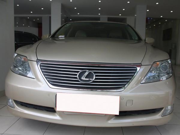 Lexus LS 460 l,màu vàng,sx 2007