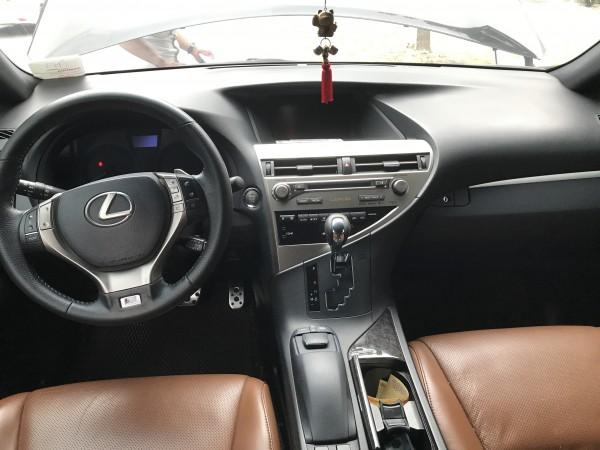 Lexus RX 350 Bán Lexus Rx350 Fsport 2014,màu đen,