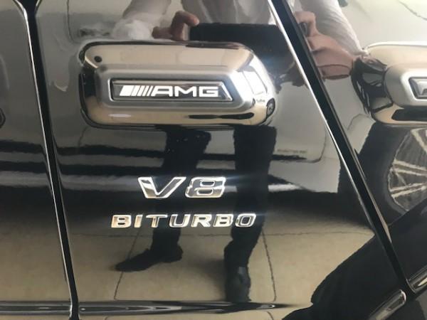 Mercedes-Benz G 63 AMG Bán Mercedes G63 Edition One 2019