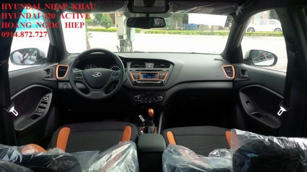 Hyundai i20 hyundai da nang, hyundai i20 active