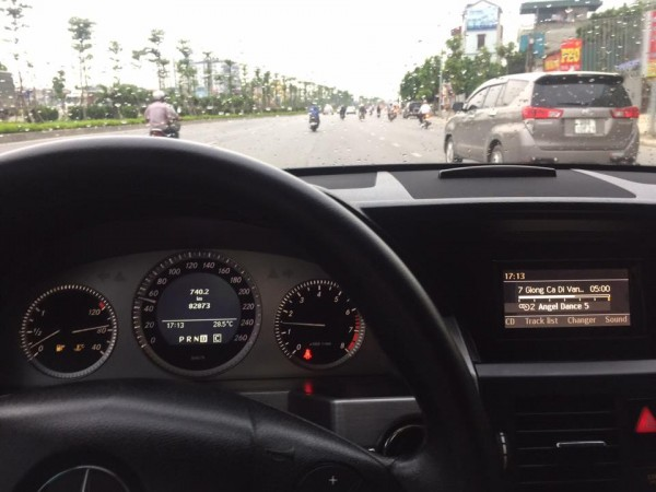 Mercedes-Benz GLK 300 Mercedes GLK300 nguyên bản tuyệt đối