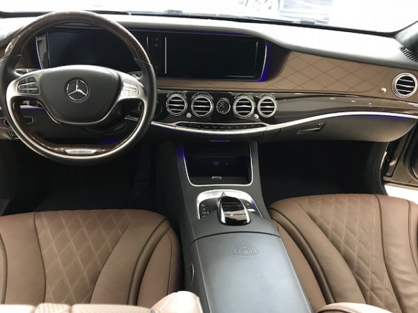 Mercedes-Benz S 400 Bán Mercrdes S400 Maybach 2016 siêu đẹp