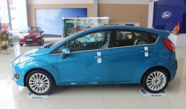 Ford Fiesta Fiesta 1.0 Ecoboost Giá xe 2018