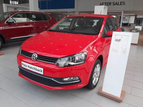 Volkswagen Polo TẶNG 50% PHÍ TRƯỚC BẠ, TRẢ GÓP 0% 1 NĂM