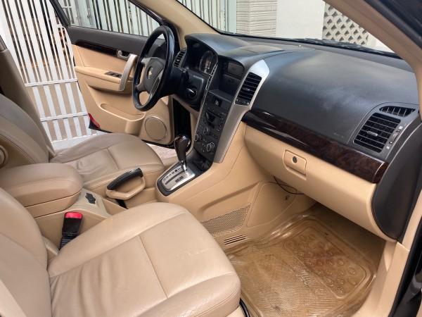 Chevrolet Captiva 2008 LTZ, số tự động, màu đen