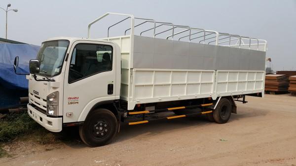 Isuzu NQR Xe tải Isuzu 5 tấn nâng tải giá rẻ