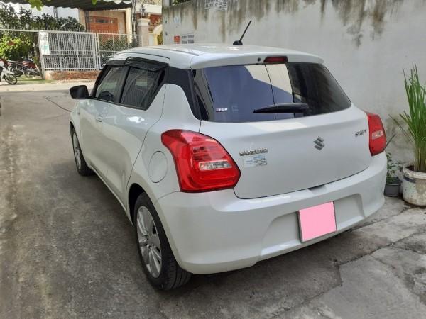 Suzuki Swift 2020 AT,màu Trắng, nhập Thái