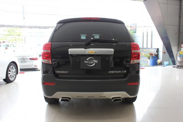 Chevrolet Captiva Chevrolet Captiva LTZ 2.4AT 2016
