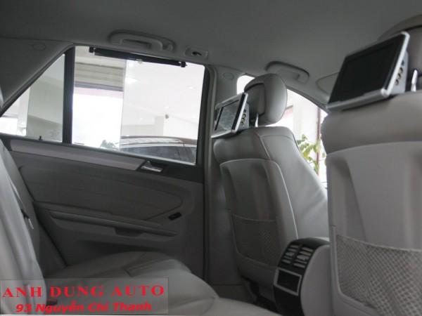 Mercedes-Benz ML 350 ,màu đen,sx 2008,Đức,Anh Dũng Auto 1450t