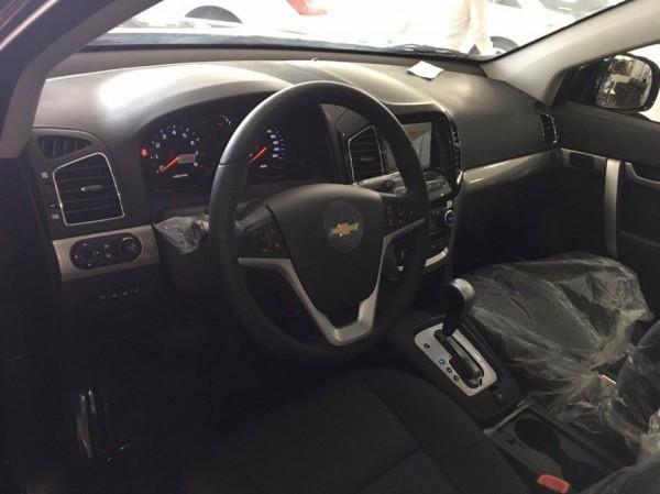 Chevrolet Captiva REVV HỖ TRỢ VAY TỐI ĐA, LS ƯU ĐÃI