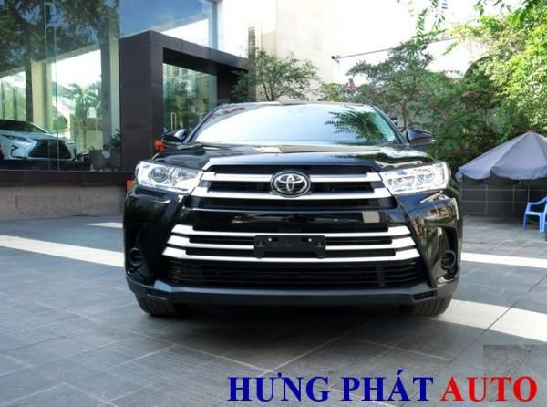 Toyota Highlander Toyota Highlander 2.7V 4x4AT 2017.