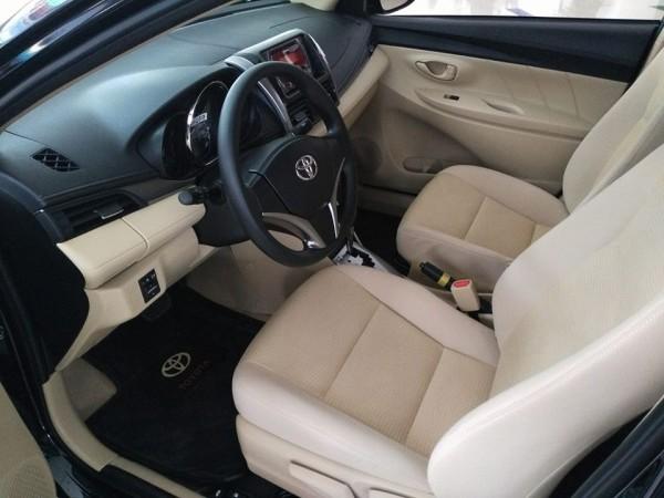 Toyota Vios E số CVT vô cấp. LH Huy 0978329189