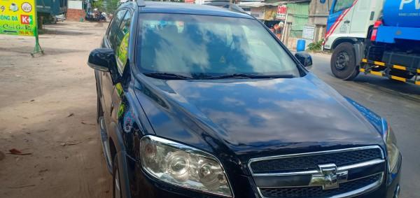 Chevrolet Captiva BÁN XE CHERVOLET CAPTIVAL ĐỜI 2007 HCM