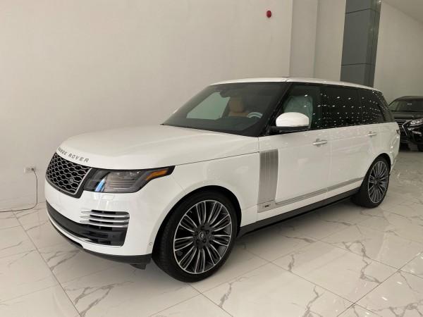 Land Rover Range Rover Giao ngay Range Rover LWB 5.0 2020