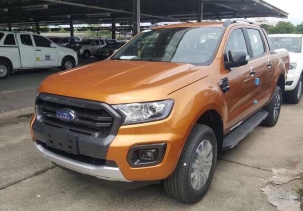 Ford Ranger Ford Ranger 2018 Nhập khẩu AT 650tr