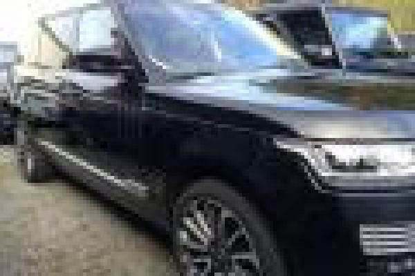 Land Rover Range Rover Range rover Autobiography BLACK EDITION