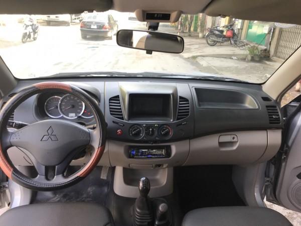 Mitsubishi Triton Bán xe Mitsubishi Triton máy Xăng,2014