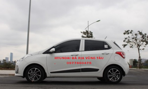 Hyundai i10 Hyundai i10 mẫu mới 2017, giá ưu đãi