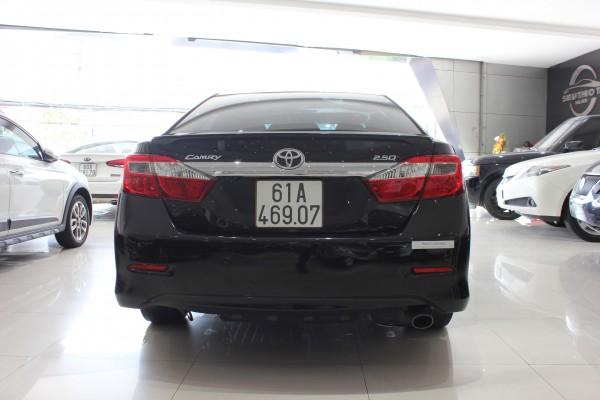 Toyota Camry Toyota Camry 2013 2.5Q, màu đen bao đẹp
