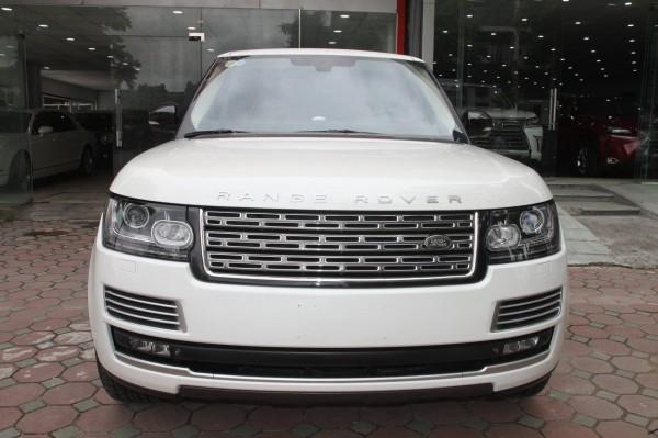 Land Rover Range Rover Rangerover Black Edition LWB sản xuất 20