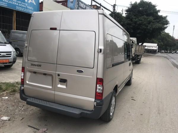 Ford Transit Bán xe tải Van 6 chỗ,900 kg,đời  2008