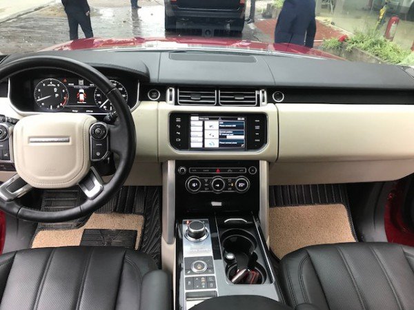 Land Rover Range Rover Landrover Rangrover HSE 3.0V8 2015