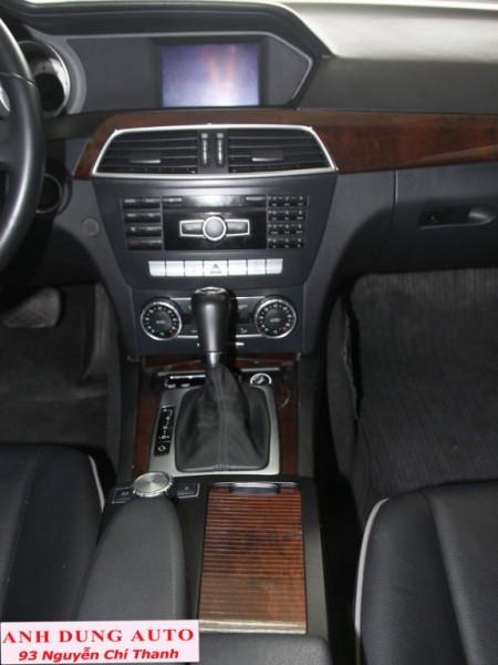 Mercedes-Benz C 250 ,trắng,sx2011,Anh Dũng Auto bán1200tr