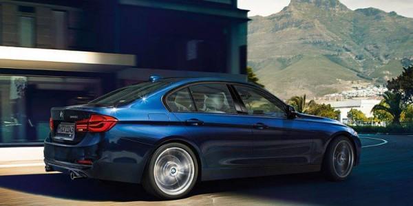 BMW 320 BMW 320i, ưu đãi lớn dịp khai trương Sho