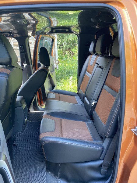 Ford Transit Bán Ford Ranger Wildtrak 3.2 L,đời 2017