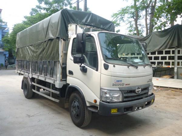 Hãng khác Xe tải thùng mui bạt Hino Dutro WU342L