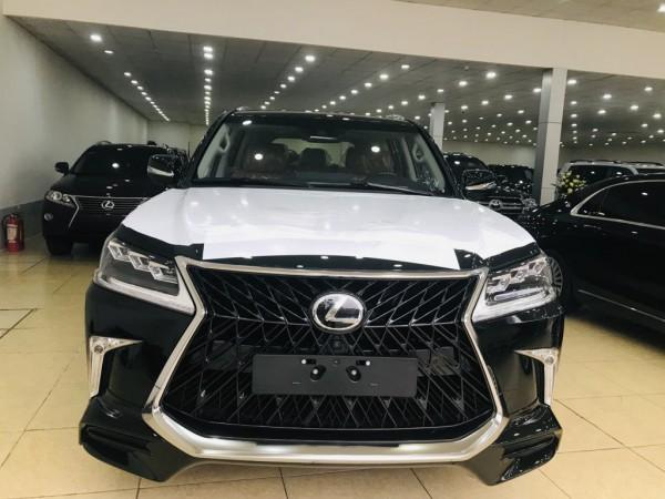 Lexus LX 570 Lexus LX570 Super Sport 2019