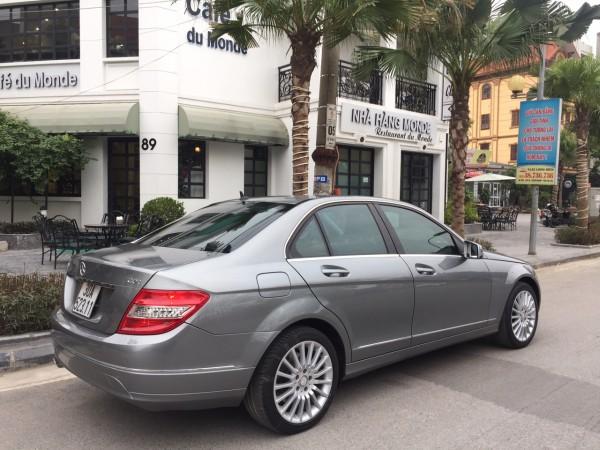 Mercedes-Benz C 250 2010 màu ghi, xe cực chất lượng,giá tốt