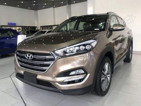 Hyundai Tucson 2.0 xăng đặc biệt, đầy đủ các màu