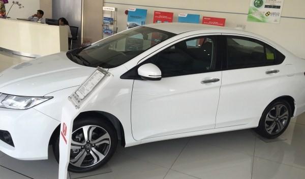 Honda City 2017 New 100%