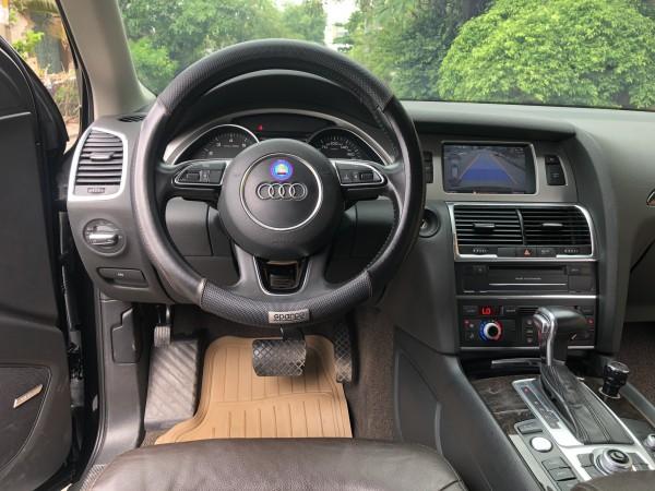Audi Q7 bản S Line FULL option 4x4 Model 2015