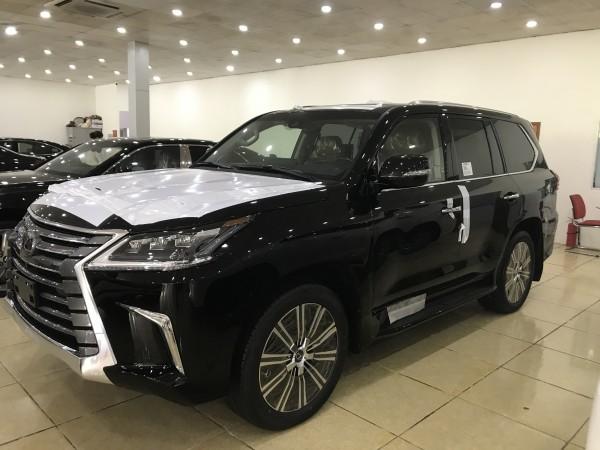 Lexus LX 570 Bán Lexus LX570 màu đen,nội thất nâu2018