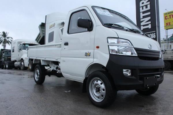 Hãng khác Xe tải Veam 760kg thùng lửng Xe tải veam