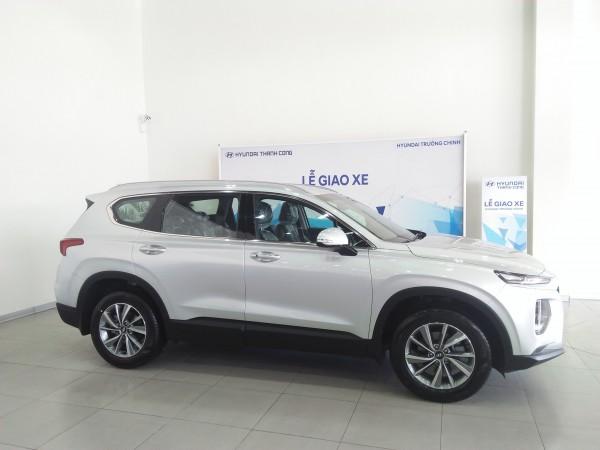 Hyundai Santa Fe 2.2 dầu, đủ các màu, trả góp tối ưu