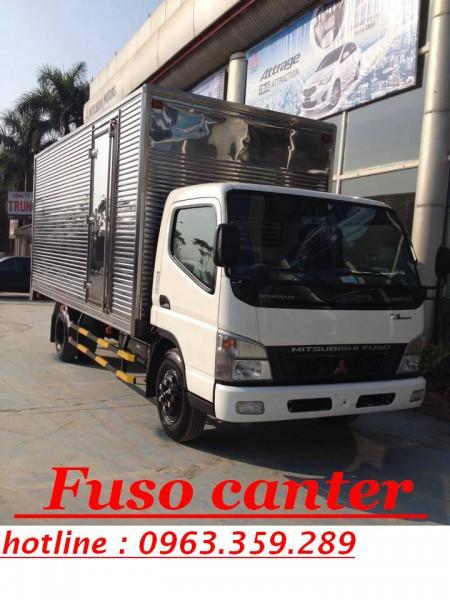 Mitsubishi Canter 7.5 GREAT , tải trọng 4.5 tấn