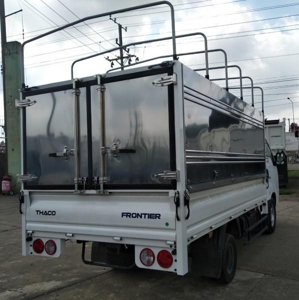 Kia Xe tải 2.5 tấn thùng mui bạt mới 100%