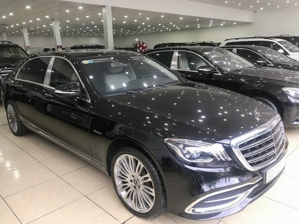 Mercedes-Benz S 450 Bán Maybach S450 ,model và đăng ký 2018,